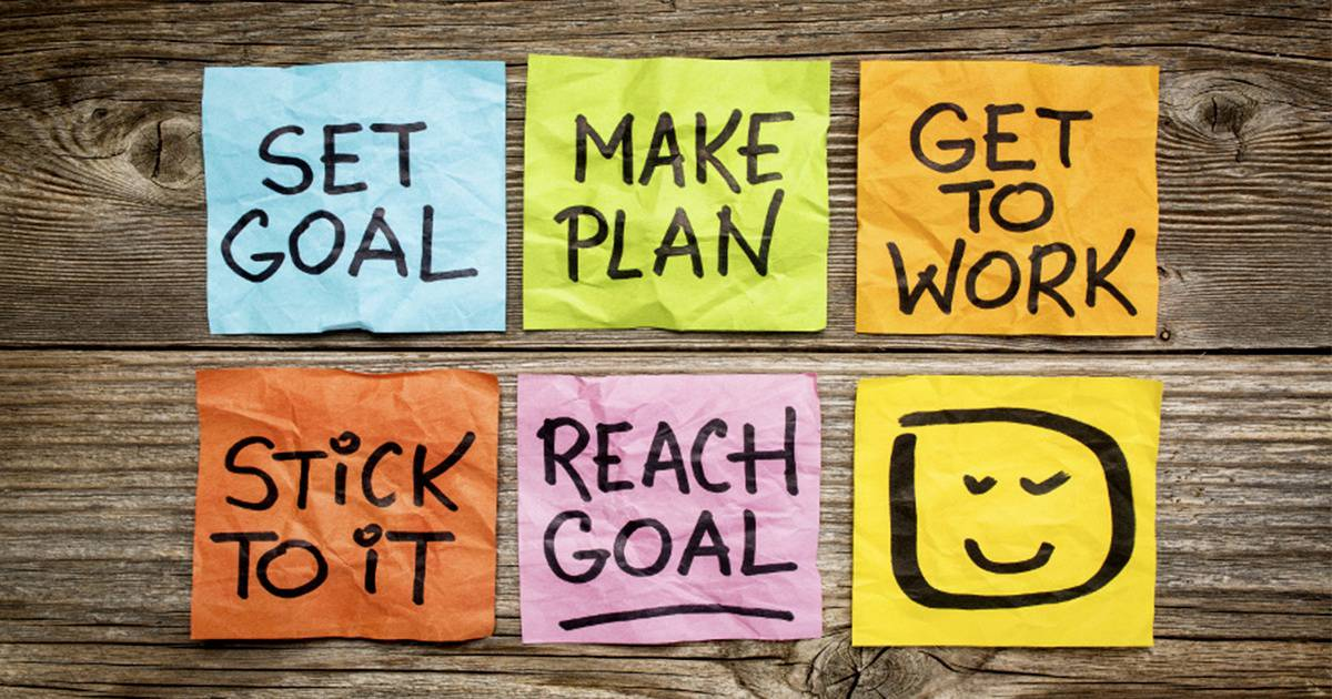 5 Steps to Successful Goal Setting