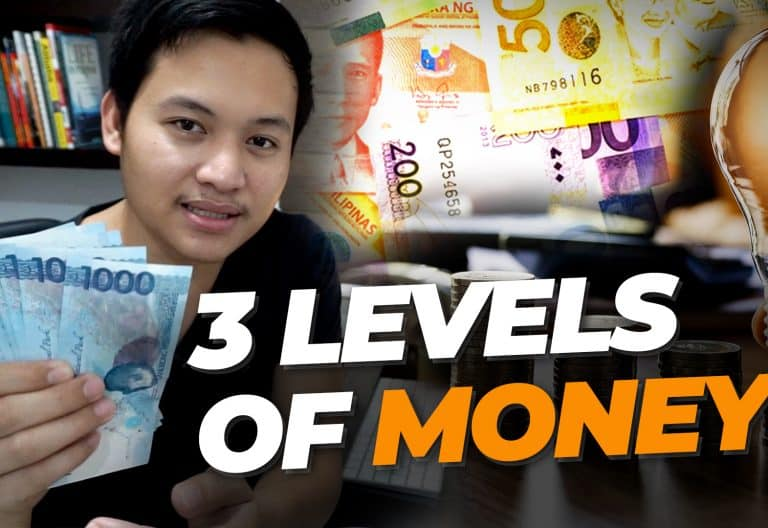 3 Levels Of Money