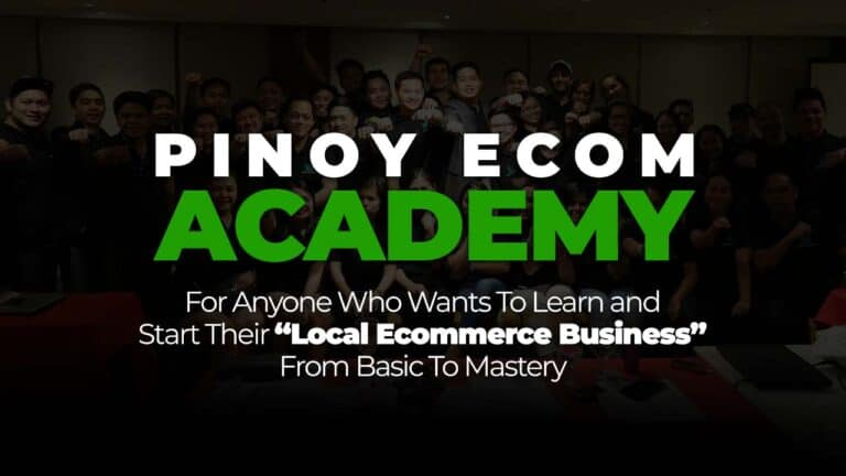 PinoyEcom Academy