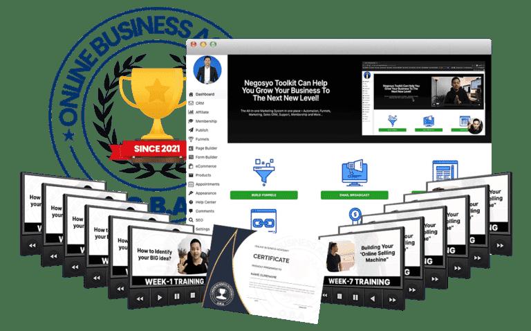 Online Business Academy