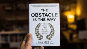 1 Principle From The Obstacle Is The Way